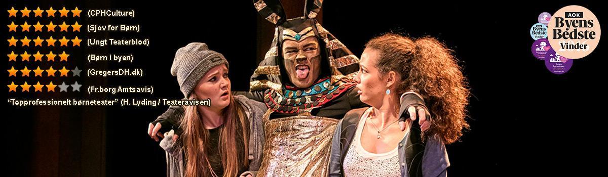 Nilens Stjerne teater musical pressefoto af Ole Mortensen
