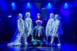 Den Magiske Maske galleri Kongen og hans hemmelige venner