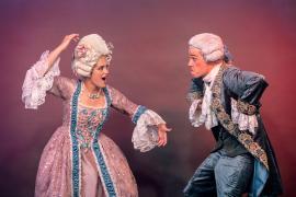 Den Magiske Maske galleri - Kongen og Dronningen