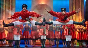 Dans på Dramaskolen