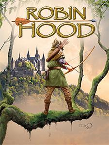 Robin Hood musical teater plakat