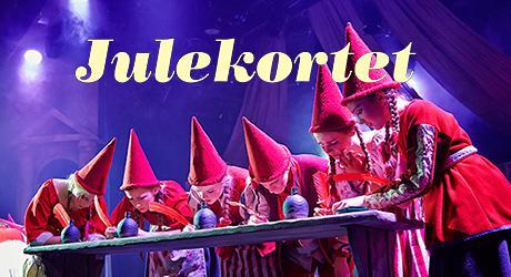 """Julekortet"" - Eventyrteatrets julemusical 2018"