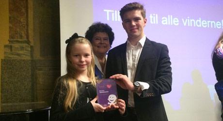 Børn i byen-pris til Eventyrteatret 2017