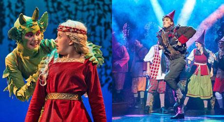 Glædelig jul og godt nytår fra Eventyrteatret 2019