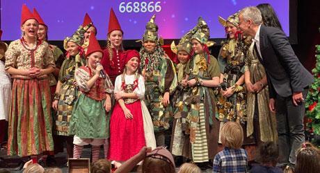 Eventyrteatrets juleshows 2019