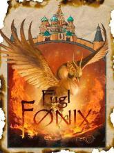 Fugl Fønix teater musical plakat