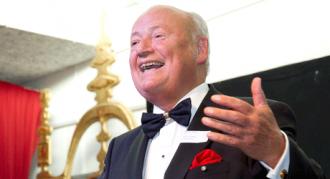Harald Nielsen - primus motor for Eventyrteatrets Sponsorklub