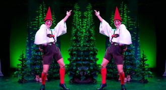 "Jodlesang fra Eventyrteatrets musical ""Julehjertet"""