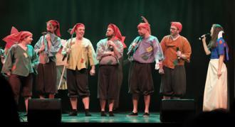 Eventyrteatrets 25 års jubilæum i Cirkusbygningen oktober 2016