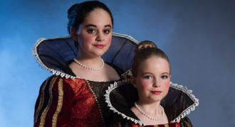 Video med sange fra Eventyrteatrets musical Kongen og Tiggertøsen