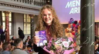 """Eventyrteatret vinder Børn i byens pris """"Bedste børneteater"""" for syvende år i træk"""