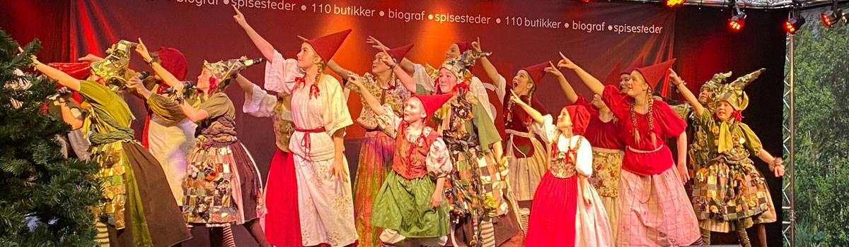 Eventyrteatrets juleshows 2019