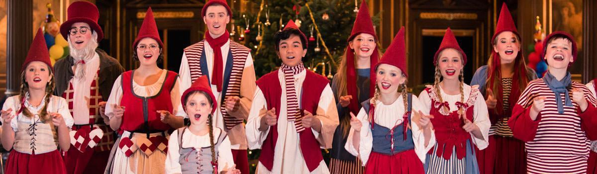 Eventyrteatrets juleshows