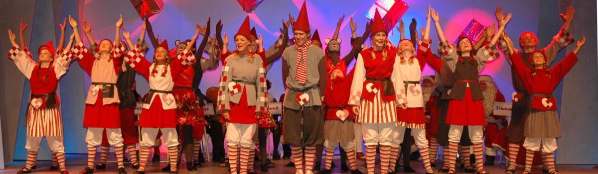 Eventyrteatrets juleshows