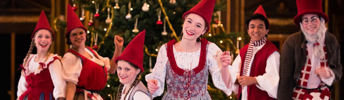 Eventyrteatrets juleshows 2018